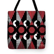 Geometric 4 Tote Bag