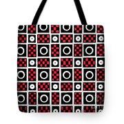 Geometric 7 Tote Bag