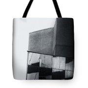 Geometric Angles And Shapes Tote Bag