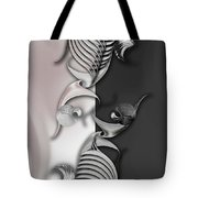 Geometric Approach Tote Bag