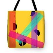 Geometric Art 419 Tote Bag