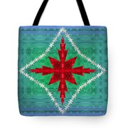 Geometric Fantasy Tote Bag