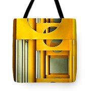 Geometric Parity II Tote Bag