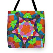 Geometric Pattern 1 Tote Bag