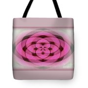 Geometrical Colors And Shapes 4 - Hearts Tote Bag