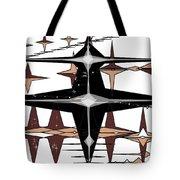 Geometricstars Tote Bag