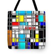 Geometrix Tote Bag