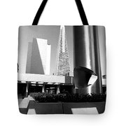 Geometry In Action Tote Bag