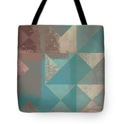 Geomix 03 - S123bc04t2a Tote Bag by Variance Collections