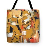 Geopolitical Osmosis Tote Bag