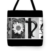 George Alphabet Art Tote Bag