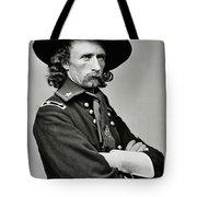 General George Armstrong Custer Tote Bag