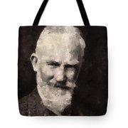 George Bernard Shaw Author Tote Bag