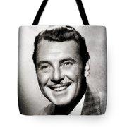 George Brent, Vintage Actor Tote Bag