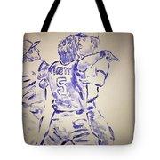 George Brett Pine Tar Tote Bag