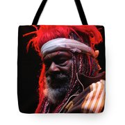 George Clinton Of Parliament Funkadelic Tote Bag