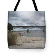 George Coleman Bridge Yorktown, Virginia Tote Bag