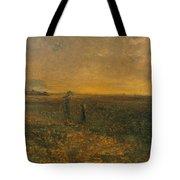 George Fuller   Twilight On The Prairie Tote Bag