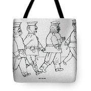 George Grosz 151 George Grosz Tote Bag