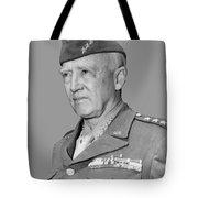 George S. Patton Tote Bag