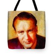 George Sanders, Vintage Hollywood Actor Tote Bag