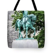 George Washington At West Point Military Academy Tote Bag