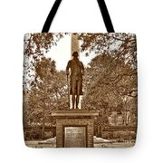 George Washington, Charleston,sc Tote Bag