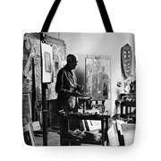 Georges Braque (1882-1963) Tote Bag