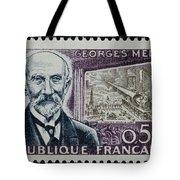 Georges Melies (1861-1938) Tote Bag