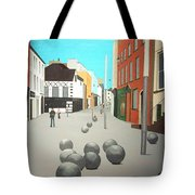 George's Street, Waterford Tote Bag