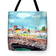 Georgetown Cayman Islands Tote Bag