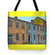 Georgetown Row Tote Bag