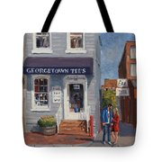 Georgetown Tee's Tote Bag