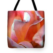 Georgias Rose Tote Bag