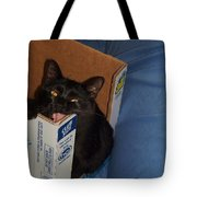 Gepptto The Cat Tote Bag