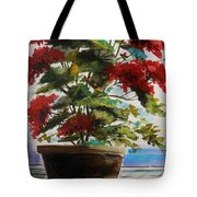 Geranium In June Tote Bag