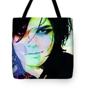 Gerard Way My Chemical Romance  Tote Bag