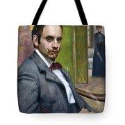 Gerardo Murillo (1875-1964) Tote Bag