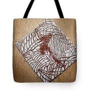 Geras Eye - Tile Tote Bag