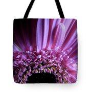 Gerber Daisy Watercolor Tote Bag