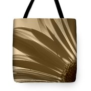 Gerber Flower Tote Bag