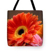 Gerbera Daisies - Luminous Tote Bag