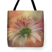 Gerbera From The Back Tote Bag