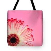 Gerbera Pink Tote Bag