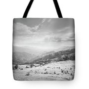 Geres The Not Burned Area.. Yet.. Tote Bag