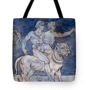 Gericault: Bacchus & Ariadne Tote Bag