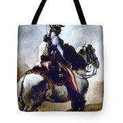 Gericault: Trumpeter, 1814 Tote Bag
