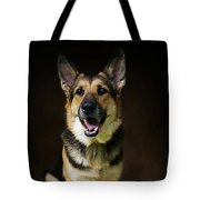 German Shepherd Dog Thor Tote Bag