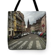 German Street Tote Bag