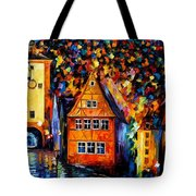Germany - Medieval Rothenburg Tote Bag